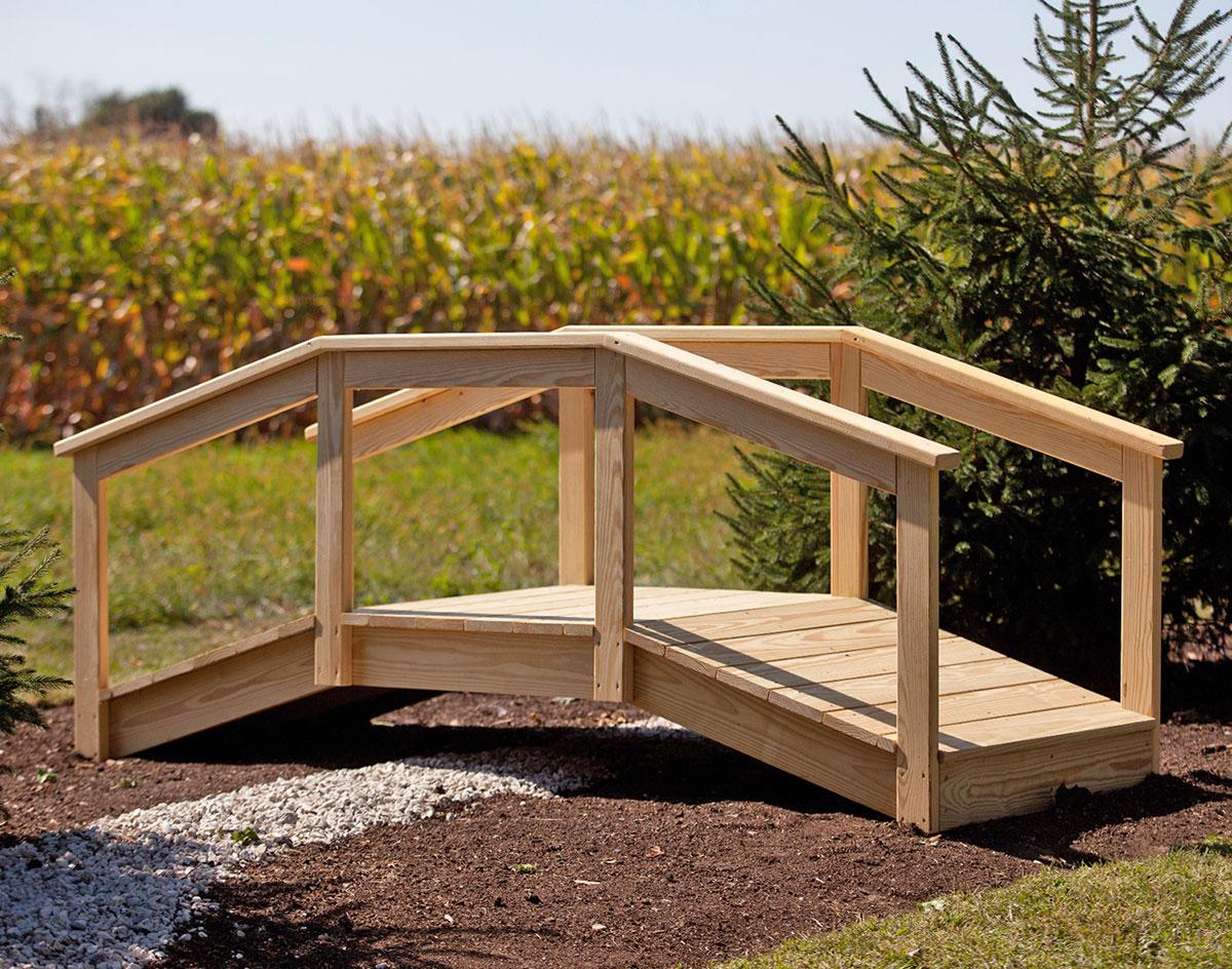 treated pine hawthorne bridge